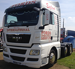 Fords International Limited