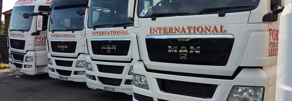 International Haulage